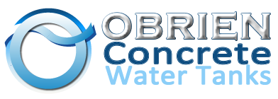 Obrien Concrete Water Tanks